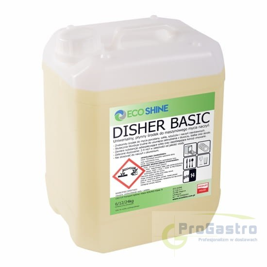 Eco Shine Disher Basic 20 L